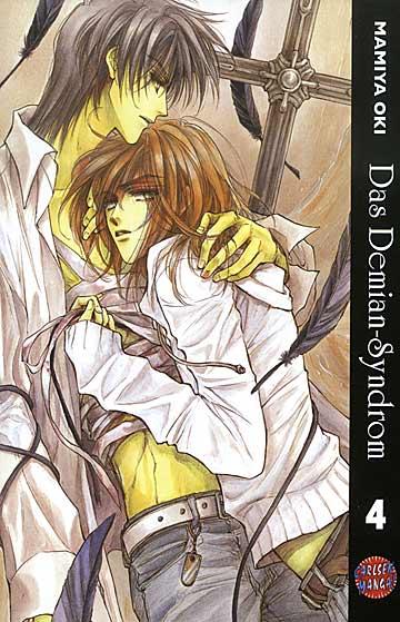 Das Demian-Syndrom 4 - Das Cover