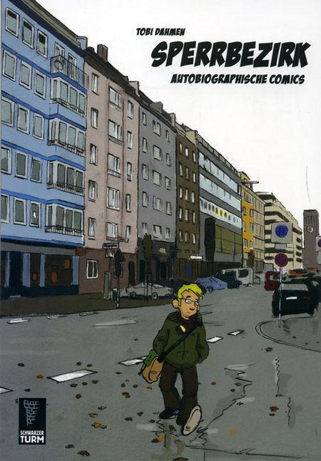 Sperrbezirk - Das Cover