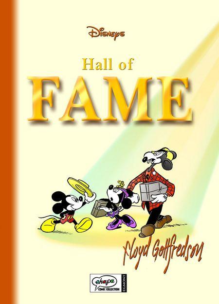 Hall Of Fame 12: Floyd Gottfredson - Das Cover