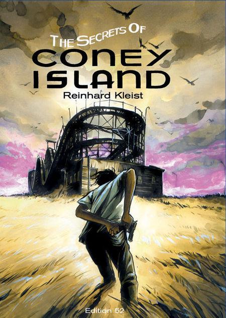 The Secrets Of Coney Island - Das Cover