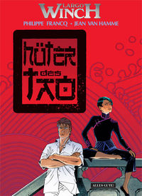 Largo Winch 15: Hüter des Tao - Das Cover
