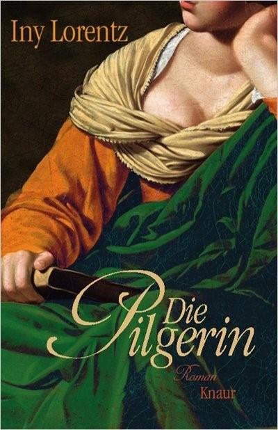 Die Pilgerin - Das Cover