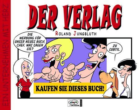 Der Verlag - Das Cover