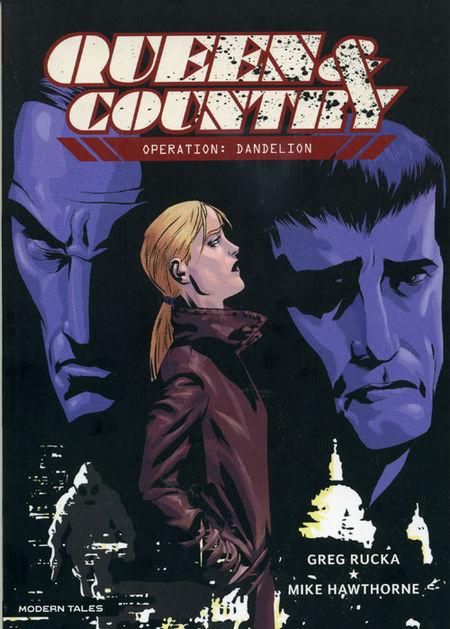 Queen & Country 6: Operation Dandelion - Das Cover