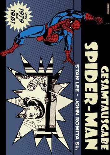 Gesamtausgabe Spider-Man (Band 1+2) - Das Cover