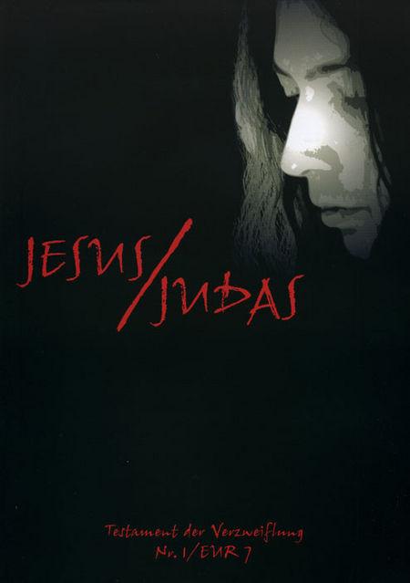 Jesus / Judas 1: Testament der Verzweiflung - Das Cover