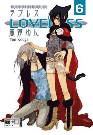 Loveless 6 - Das Cover