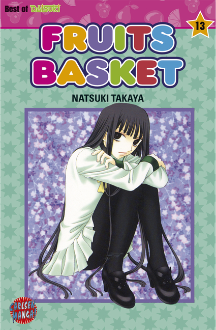 Fruits Basket 13 - Das Cover