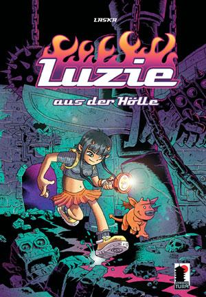 Luzie aus der Hölle - Das Cover