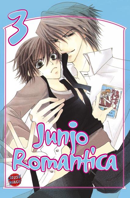 Junjo Romantica 3 - Das Cover