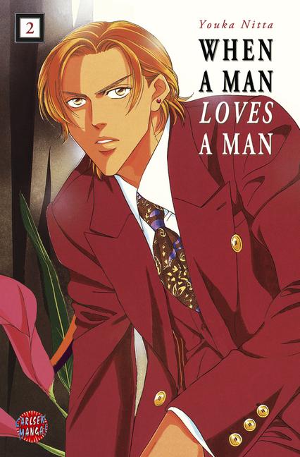 When a man loves a man 2 - Das Cover