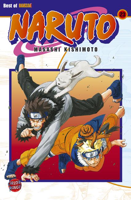 Naruto 23 - Das Cover