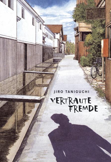 Vertraute Fremde - Das Cover