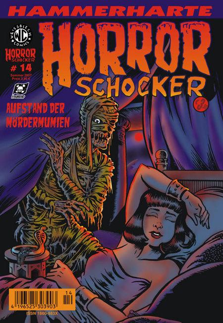 Horrorschocker 14 - Das Cover
