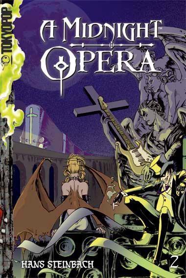 A Midnight Opera 2 - Das Cover
