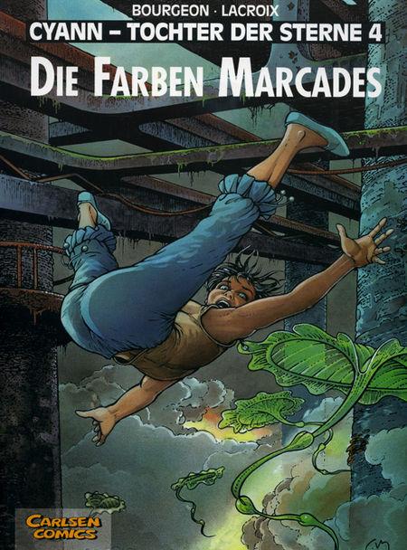 Cyann - Tochter der Sterne 4: Die Farben Marcades - Das Cover