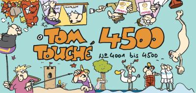 4.500 Touché - Das Cover