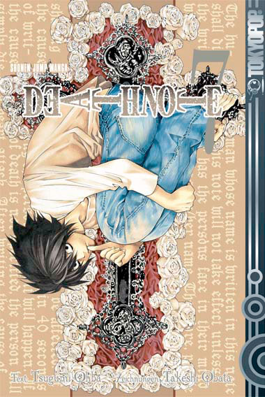 Death Note 7 - Das Cover