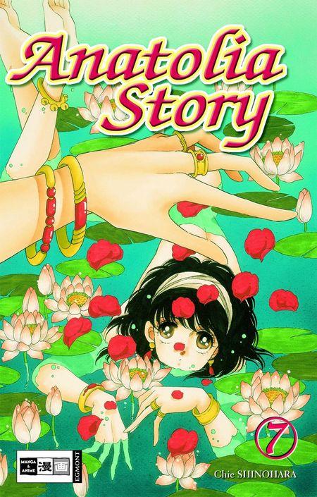 Anatolia Story 7 - Das Cover
