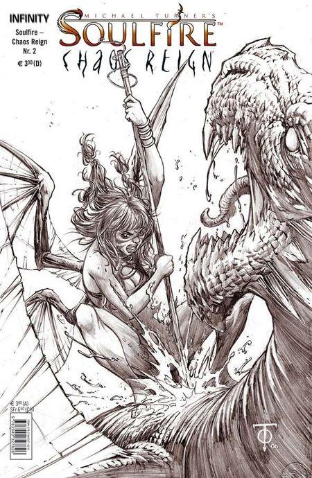 Soulfire - Chaos Reign 2 - Das Cover