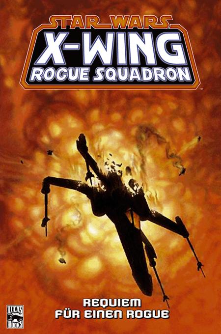 Star Wars Sonderband 38: X-Wing Rogue Squadron: Requiem für einen Rogue - Das Cover