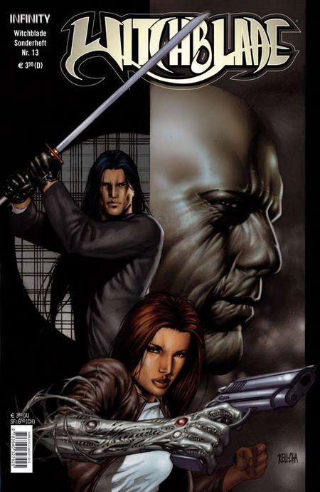 Witchblade Sonderheft 13 - Das Cover