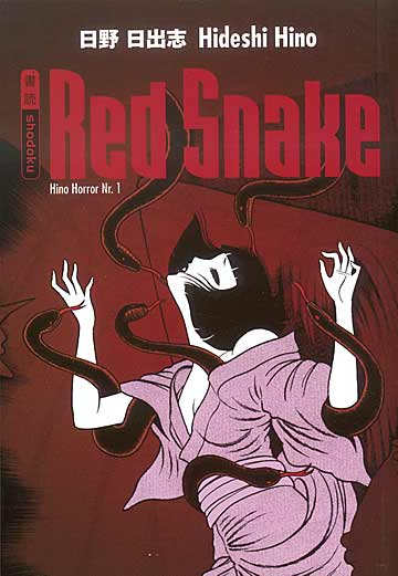 Red Snake - Das Cover