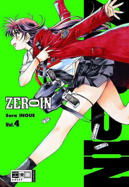 Zeroin 4 - Das Cover