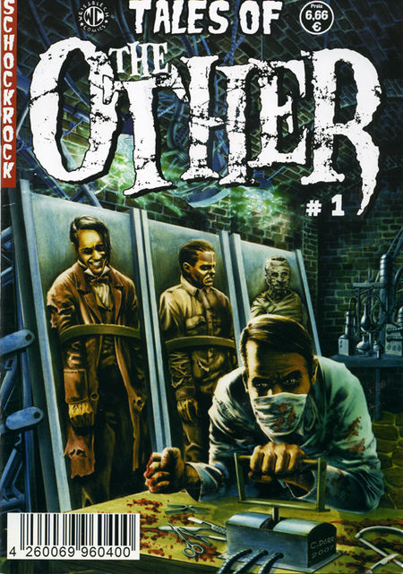 Tales Of The Other 1 - Das Cover