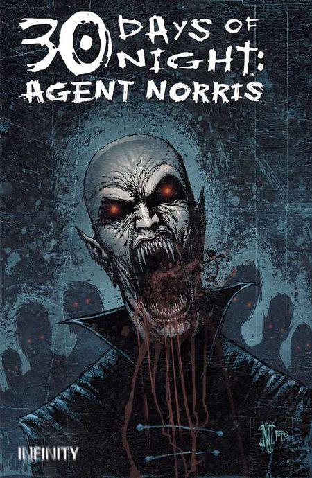 30 Days Of Night: Agent Norris - Das Cover