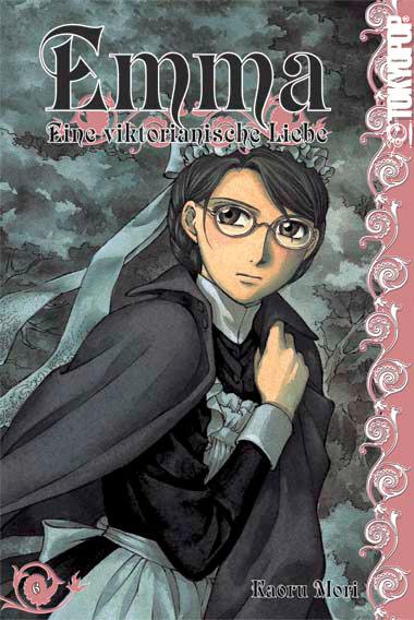 Emma - Eine viktorianische Liebe 6 - Das Cover