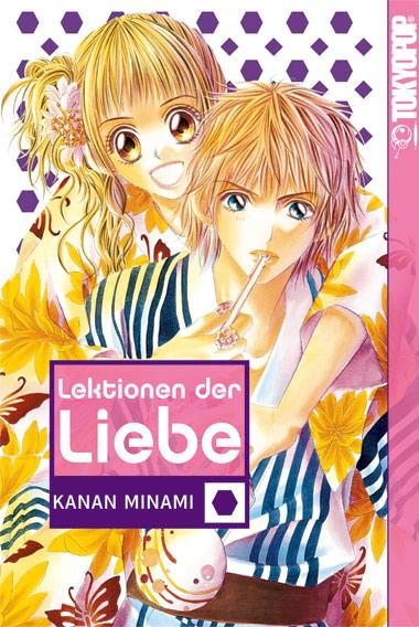 Lektionen der Liebe - Das Cover