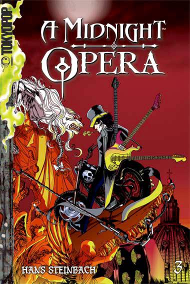 A Midnight Opera 3 - Das Cover