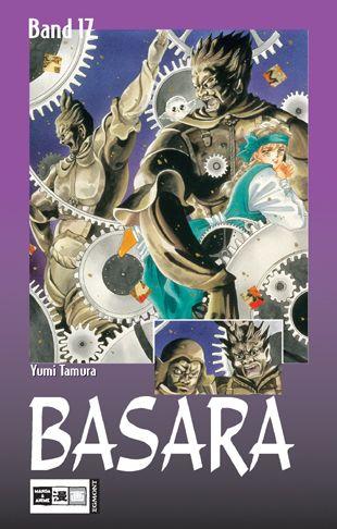 Basara 17 - Das Cover