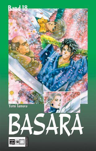 Basara 18 - Das Cover