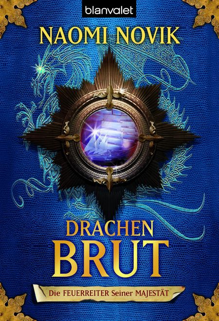 Die Feuerreiter Seiner Majestät - Drachenbrut - Das Cover