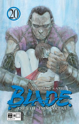 Blade of the Immortal 20 - Das Cover