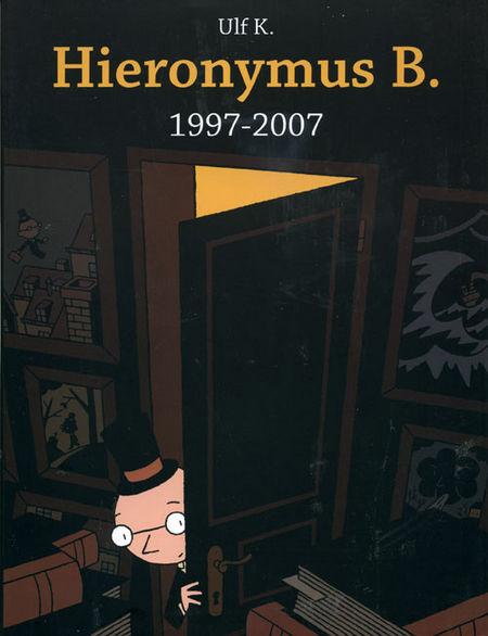 Hieronymus B.: 1997-2007 - Das Cover