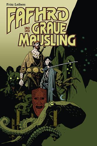 Fafhrd und der graue Mausling - Das Cover