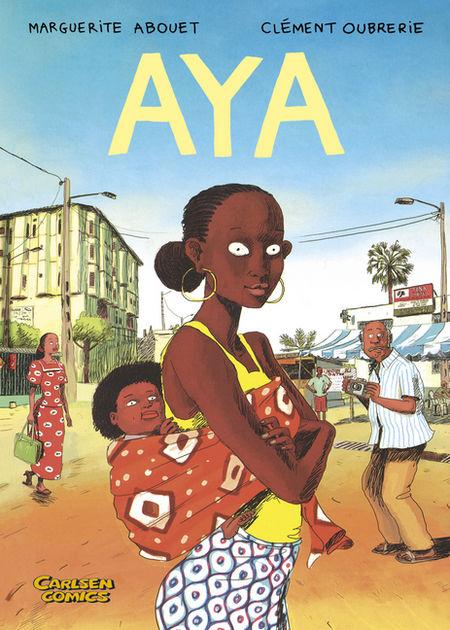 Aya 2 - Das Cover