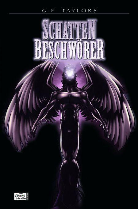 Der Schattenbeschwörer - Das Cover