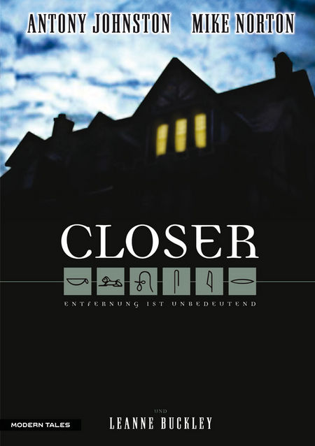 Closer - Das Cover
