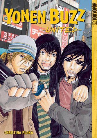 Yonen Buzz - United - Das Cover