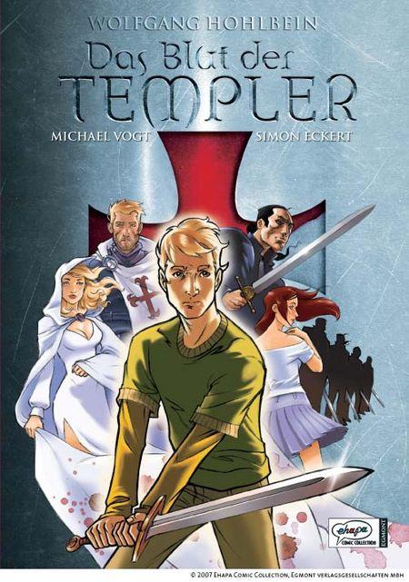 Das Blut der Templer - Das Cover