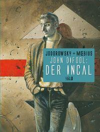 John Difool - Der Incal - Das Cover