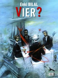 Bilal: Vier? - Das Cover