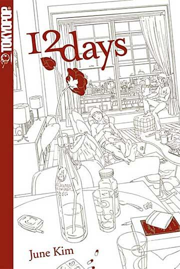 12 days - Das Cover