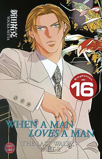 When a man loves a man 3 - Das Cover