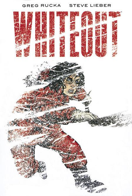 Whiteout - Das Cover