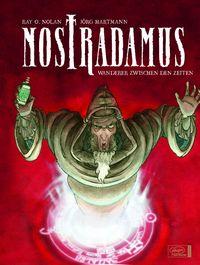 Nostradamus: Wanderer zwischen den Zeiten - Das Cover